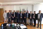 Study Visit to Rome and Naples to Examine the Procedures Involved in Regulating Service Provision Over Networks Owned and Operated by Others